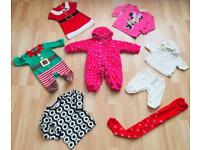 Baby kids girls 0-2 yrs old branded bundles of clothes must go soon