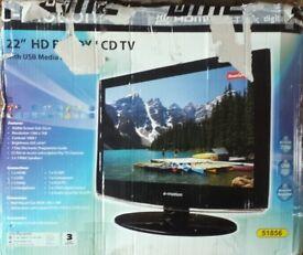 "22"" E-motion Pc monitor /Tv"