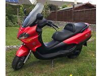 Low mileage Piaggio x9 250cc