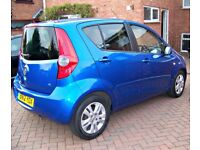 2012 Vauxhall Agila 1.2 SE Automatic,5 door hatch,petrol,only 19,217 miles,2 lady owners,Immaculate.