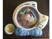 VTech Baby Sleepy Bear Sweet Dreams - lullaby projector with remote