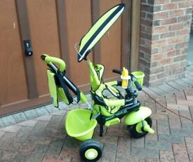 Smart Trike Delux for toddler