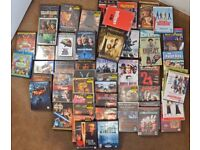 DVD movies collection, Tarantino/Shrek/TheRing/Batman/MontyPyton over 50 items!