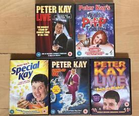 Peter Kay DVD Bundle