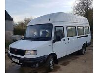 2004 Ldv 2.5 diesel transit engine van bus ideal camper