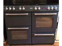 Belling Range cooker - Like new!