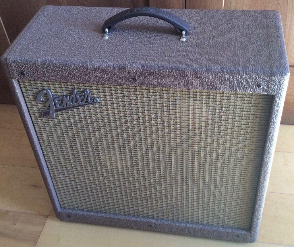 Fender' 2x10 Custom Pine Guitar Speaker Cab (Cabinet) - Unloaded ...