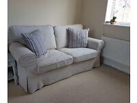 IKEA EKTORP 2-seat sofa for sale!