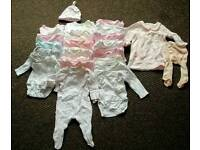 Baby girl clothes(0~3months)