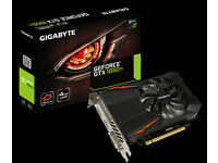 GIGABYTE GEFORCE GTX 1050 TI 4GB D5 DIRECT X 12
