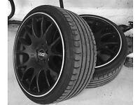 """Bbs replica 19""""allow wheels VW Audi"""