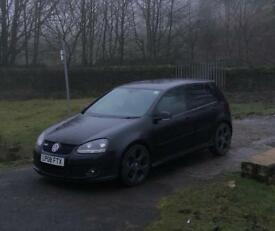 BARGAIN GOLF GTI DSG LOW MILES (Not S3 Cupra Polo ST TT FR)