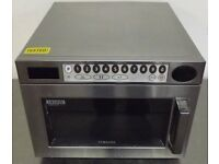 Used Samsung Heavy Duty Commercial Microwave