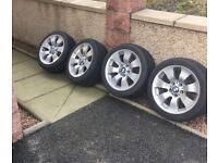 BMW Winter Alloys & Tyres