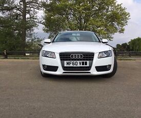 Audi A5, Low Miles, Full Audi Service History, 1 Owner, Immaculate Condition