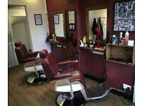 Barber Wanted Full Time and Part time