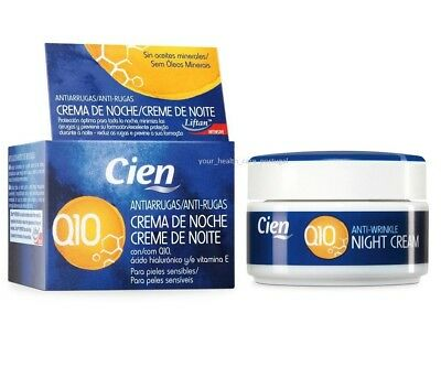 CIEN LIDL Q10 NIGHT!  Best Day Cream Skin Care Anti Aging Anti Wrinkle 50ml