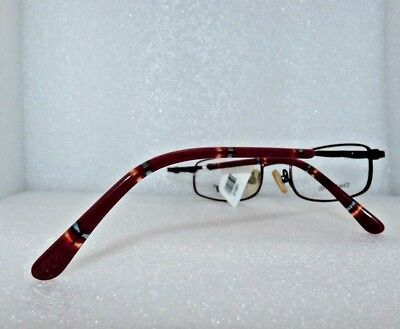 NEW NEW YORK EYE SEVENTEEN 5304 STAINLESS EYEGLASSES GLASSES FRAMES 46-18-135