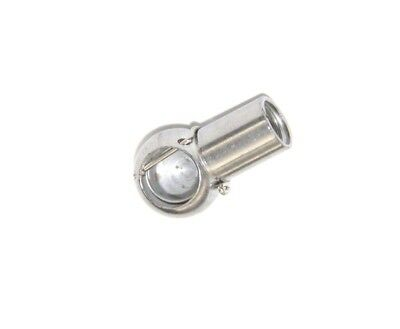 New Zinc Plated Steel Ball Socket Connector 10x M8-1.25mm 96852