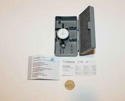 Interapid 1-12 Dial Horizontal Indicator 312-b3 74.111372 W Original Box