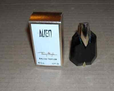 MINIATURE DE PARFUM ALIEN THIERRY MUGLER  PLEINE 6 ML