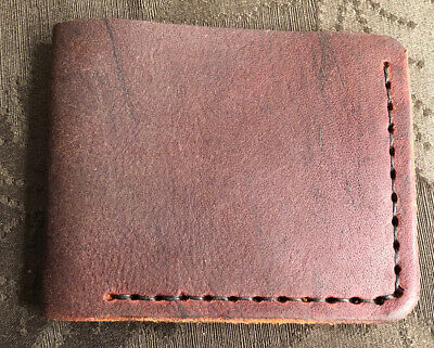 New Never Used  Howl & Hide Supply Company 100% Brown Thick Leather (Never Hide)