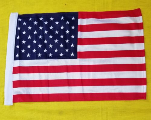 """12"""" x 18"""" American Garden Flag - United States of America US"""