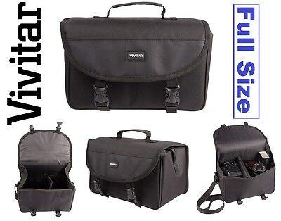 Vielseitige Foto/Video Kamera Tasche für Sony DSLR-A850 DSLR-A350