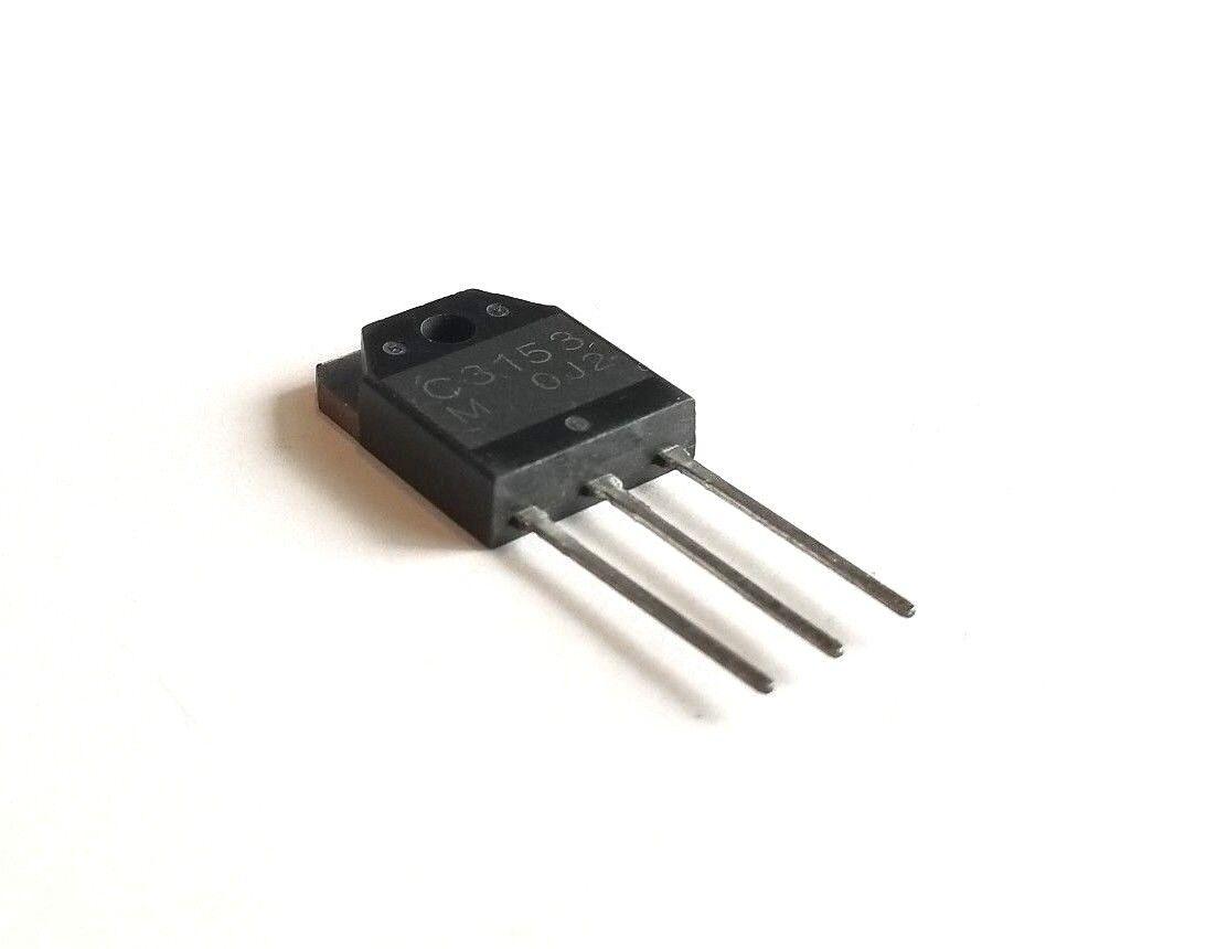 1PCS 2SC4140 Silicon NPN Triple Diffused Planar Transistor