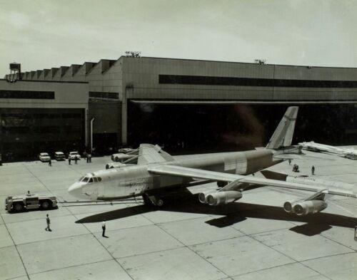 "Vintage Original Boeing B52H BW Stratofortress U.S. Military 8"" X 10"" Photo C4"