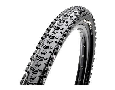 "Maxxis Aspen 29x2.10"" Tubeless Ready Folding Tire 120tpi Dual Compound Black MTB"