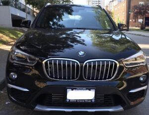 2016 BMW X1 black xdrive lease takeover