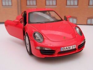 PERSONALISED PLATES PORSCHE 911 Model Toy Car boy girl dad BIRTHDAY Gift NEW