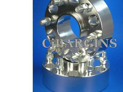 (2)pc 2004-2014| Ford F150|1.5| Harley Davison | Wheel Spacers| Adapters|6 Lug