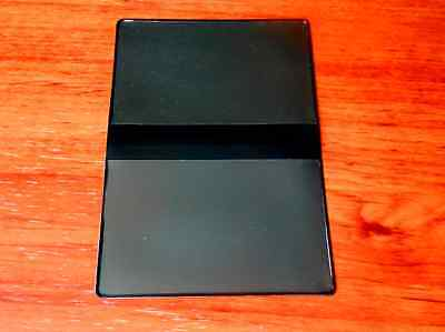 Vinyl Case Credit or Debit Card Holder, ID, Business or Gift Cards, Black Wallet