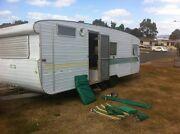 23 ft caravan Launceston Launceston Area Preview