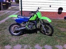 1988 kx 125 project Lithgow Lithgow Area Preview