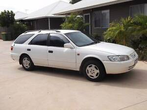 2000 Toyota Camry Wagon Broome Broome City Preview