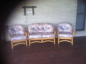 Cane chairs with cushions Nowra Nowra-Bomaderry Preview