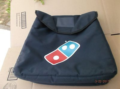 "Domino's Large Pizza Delivery Bag 18"". Insulated Keeps Food Hot VERY GOOD Cond."