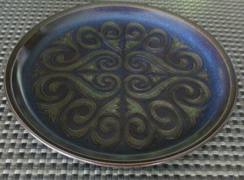 DENBY, Bukara Salad Plate(s), Several; Near Excellent Condition