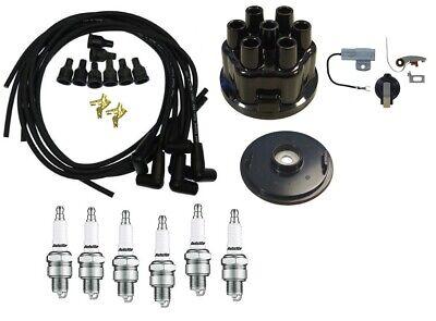 480 US Copper wires Prestolite Distributor Tune up kit John Deere 440 450