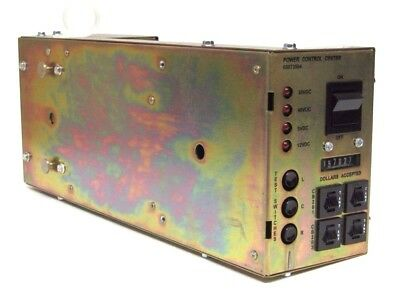 Rowe Bc1200 Bc1400 Bc100 Power Supply For Bill Changer Oem 65073502 Double Dump