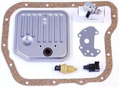 Governor Pressure Sensor Solenoid Kit & Filter A518 46RE 47RE  2000-UP  (21551)