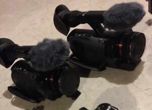 SONY VG900 HD FULL FRAME CAMCORDERS with 5.1 surround mic