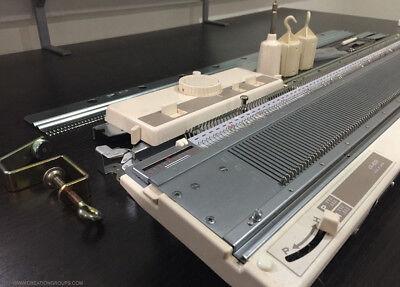 New KR838 Ribber Knitting Machine for Brother KH860 KH868 KH900 KH970