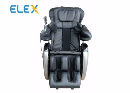 New 3D MASSAGE CHAIR ZERO  GRAVITY MUSIC FULL BODY MASSAGER Galax West Perth Perth City Preview