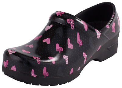 Anywear Lightweight Clogs - Anywear Unisex New Lightweight Closed Back Injected Plastic Clog Shoes. SRANGEL