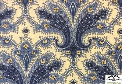 MO37 French Limited Shabby Country Style Chic Provence Cotton Quilt Fabric