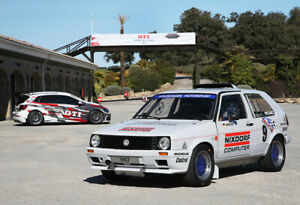 VW Golf II Bimoto Pikes Peak